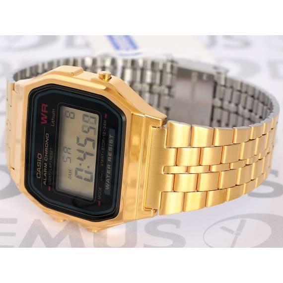 Nuevo Reloj Casio Dorado A159WGEA-1EF Oficial