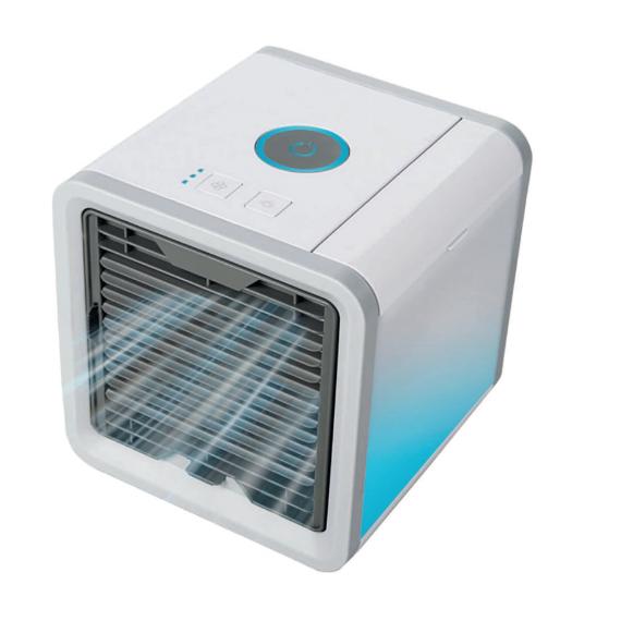 Enfriador de Aire acondicionado air cooler Kool Breeze teletienda outlet anunciado tv