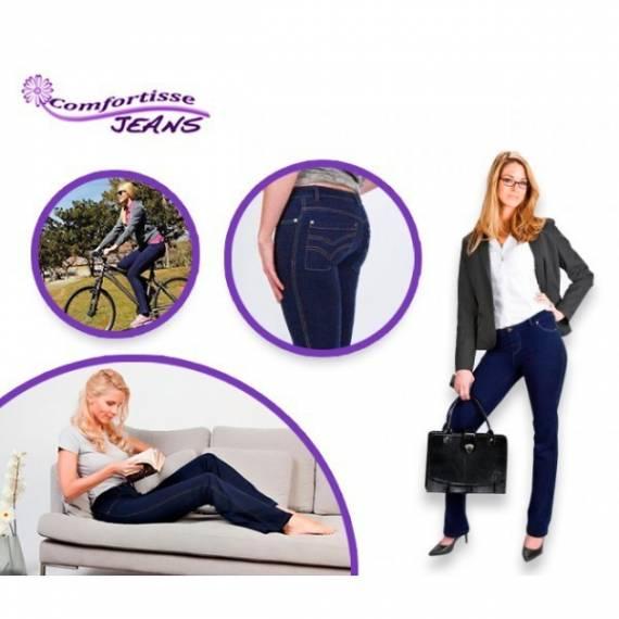 Leggings Vaqueros Comfortisse Jeans