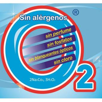 Sal o2 quitamanchas ox geno activo anunciado en tv for Oxigeno activo piscinas