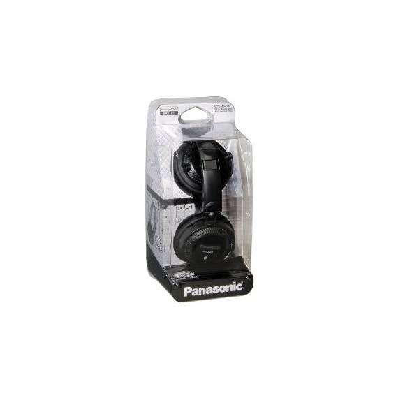 Auriculares Panasonic RP-DJS200, Anunciado en TV