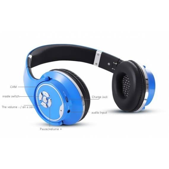 Auriculares y Altavoces 2 en 1 Samphone SD-288BT