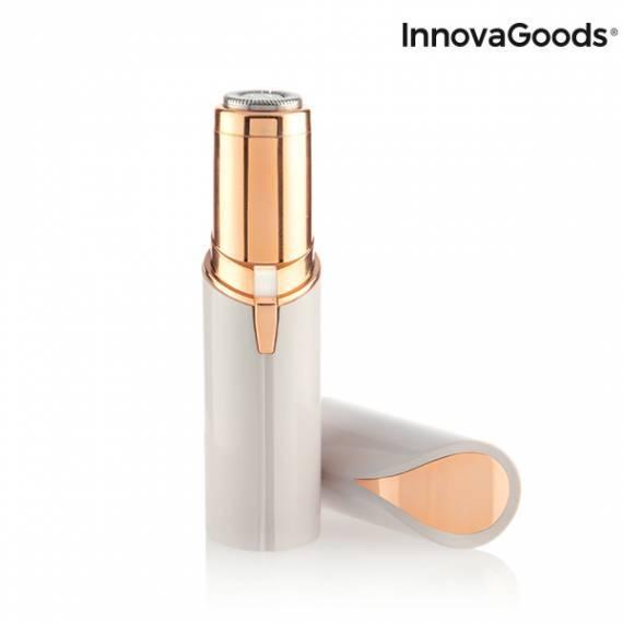 Depiladora Facial Indolora con LED InnovaGoods