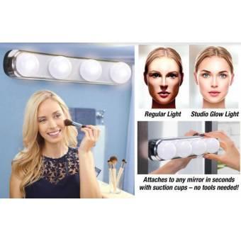 Regleta de Bombillas para maquillarse teletienda outlet anunciado tv