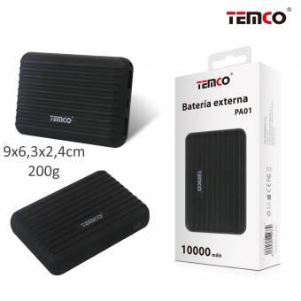 Bateria Externa 10000mAh PA01 teletienda outlet anunciado tv