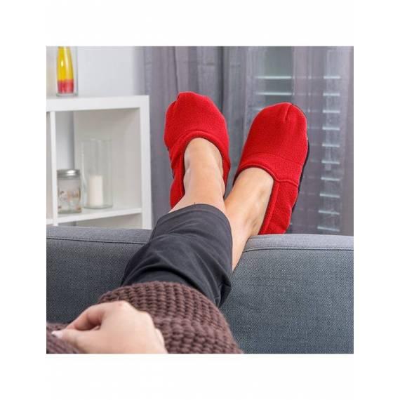Zapatillas Calentables Microondas
