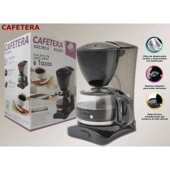 Cafetera de Goteo 6 tazas teletienda outlet anunciado tv