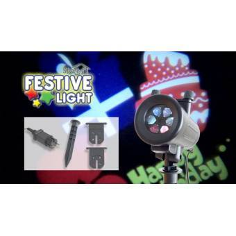 Proyector Luces pared Stalyf Festive Light