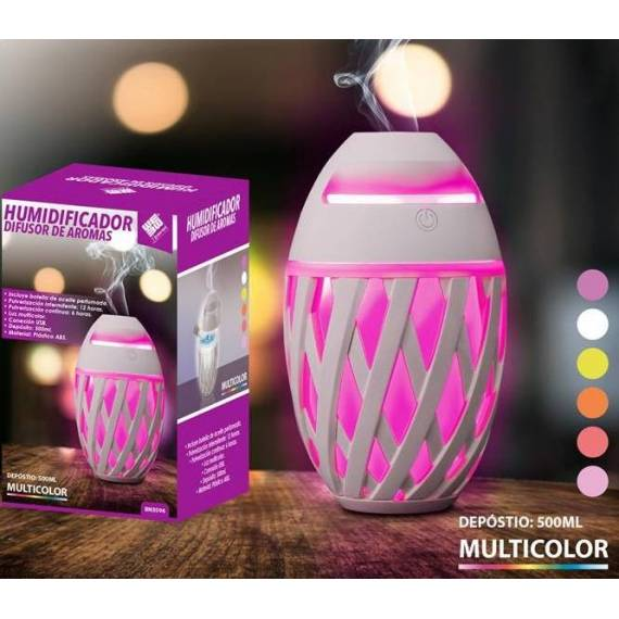 Humidificador Difusor de aromas BN3594 teletienda outlet anunciado tv