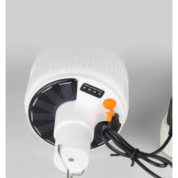 Lámpara Solar de Emergencia Recargable teletienda outlet anunciado tv