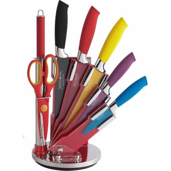 Cuchillos con soporte RL-COL8 teletienda outlet anunciado tv