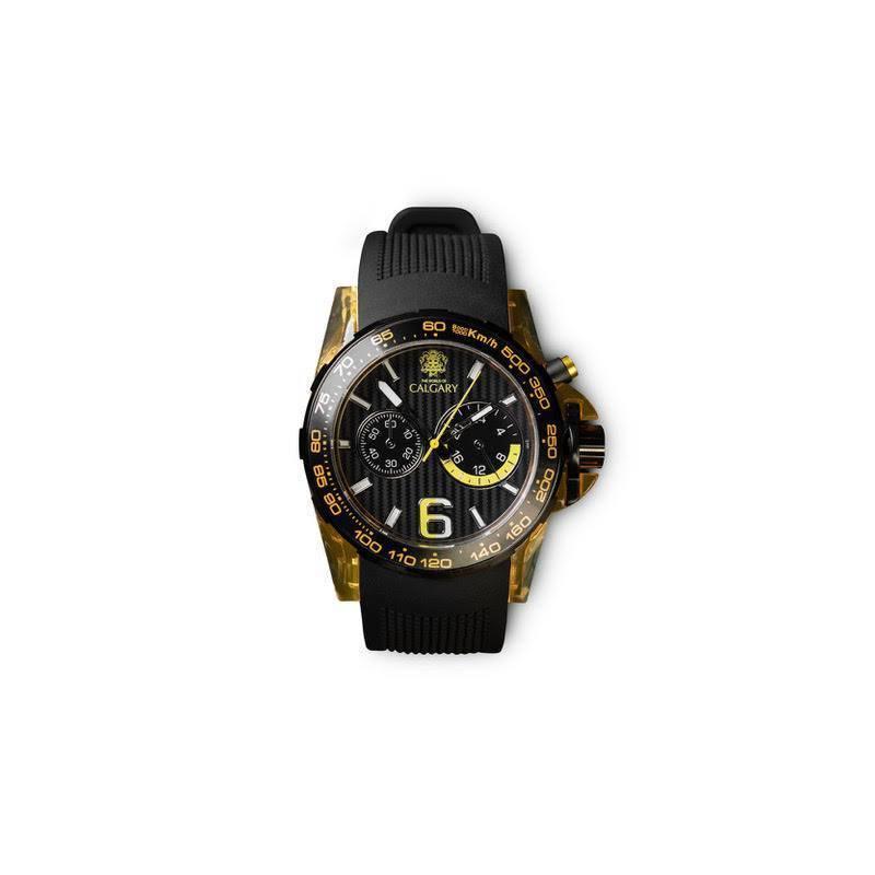 Reloj Calgary Negro Oakland Drive teletienda outlet anunciado tv