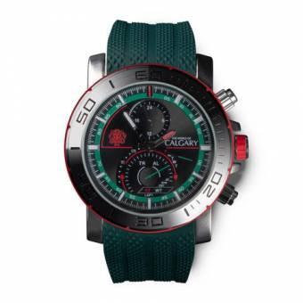 Reloj Calgary Verde Marine Team teletienda outlet anunciado tv