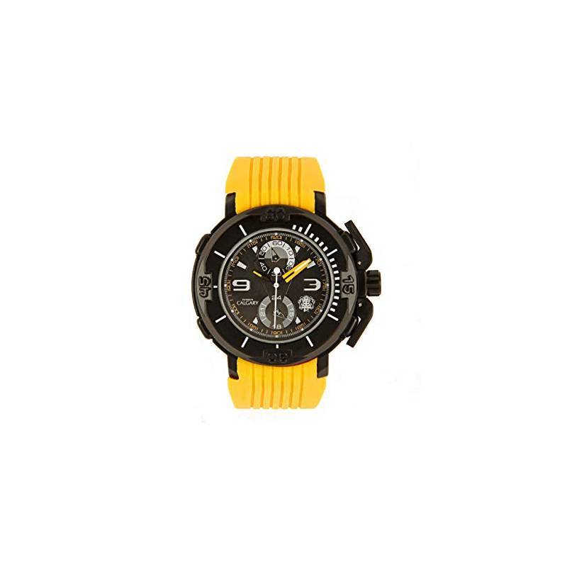 Reloj Calgary Amarillo New Mugello teletienda outlet anunciado tv