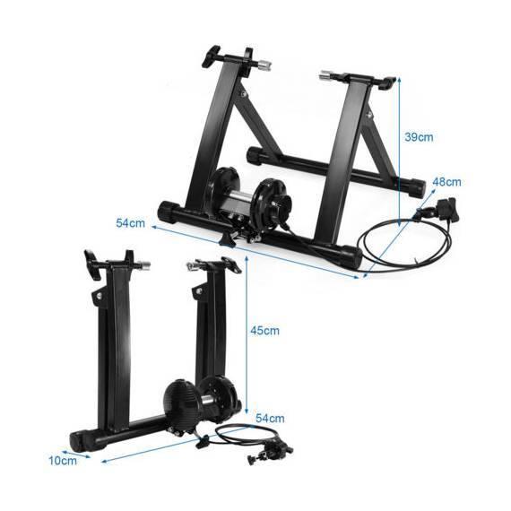 Rodillo Magnético Bicicleta de Acero