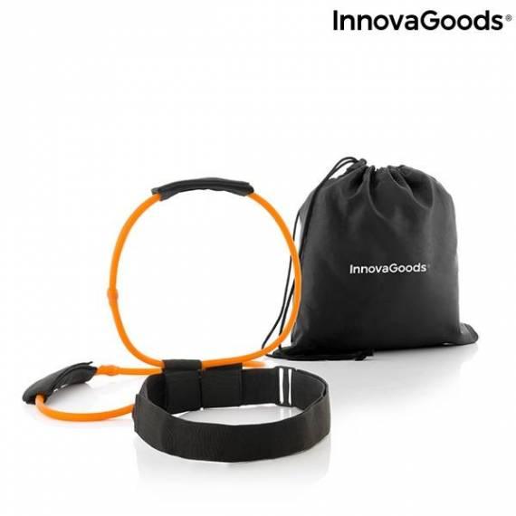 Cinturón con Bandas de Resistencia para Glúteos y Guía de Ejercicios Bootrainer