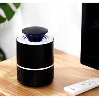 Antimosquitos LED ultrasilencioso por USB Succionador