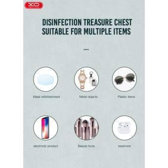 Esterilizador Desinfectante Multifuncional para Móvil auriculares y objetos varios
