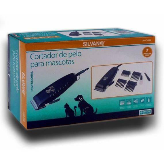 CORTAPELO DE MASCOTAS CON VARIOS PEINES + teletienda outlet anunciado tv