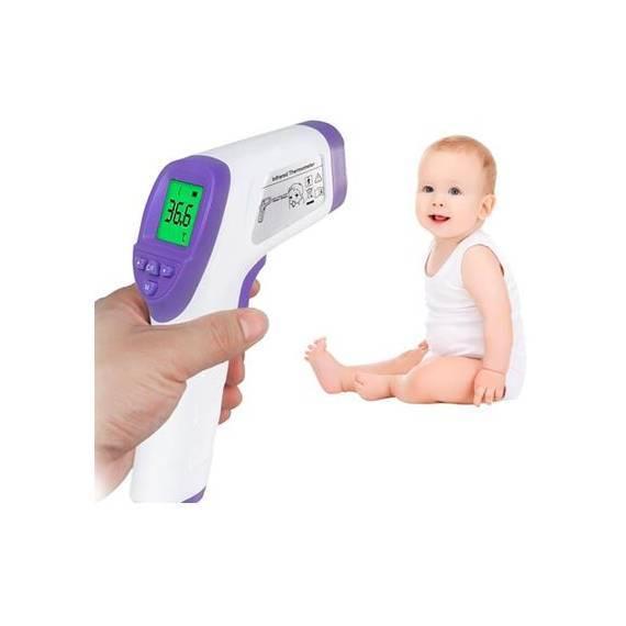 Termómetro digital infrarrojos sin contacto para adultos y niños + teletienda outlet anunciado tv