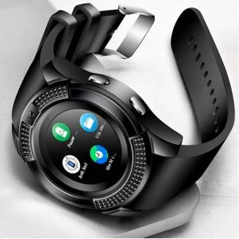 Reloj Inteligente V8 Smartwatch con Camara y Bluetooth + teletienda outlet anunciado tv