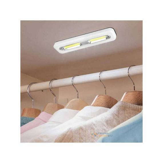 Regleta LED COB sin instalación + teletienda outlet anunciado tv