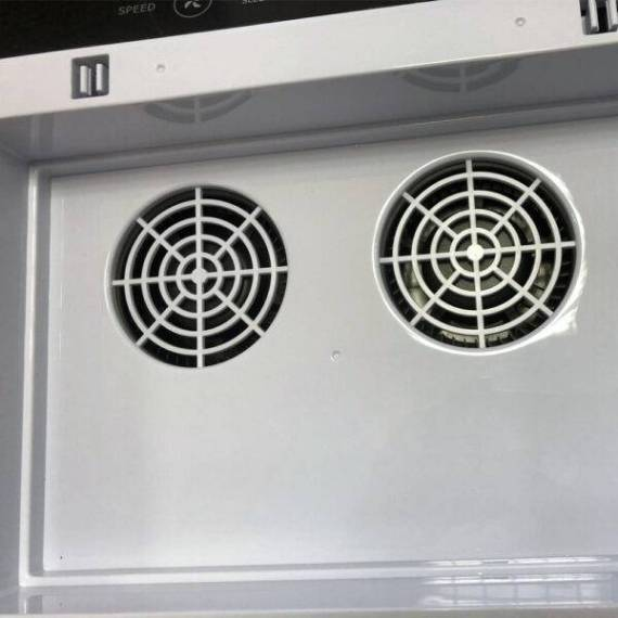 Purificador de aire con Luz UV y mando a distancia