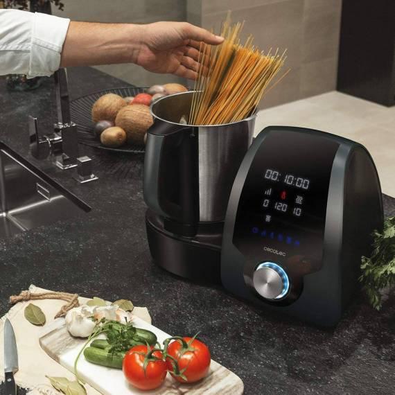 Robot de cocina con báscula integrada Mambo 8090