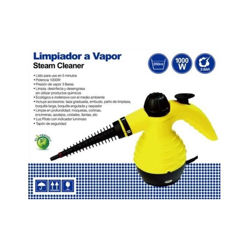 Limpiador a vapor portátil 1000w teletienda outlet anunciado tv