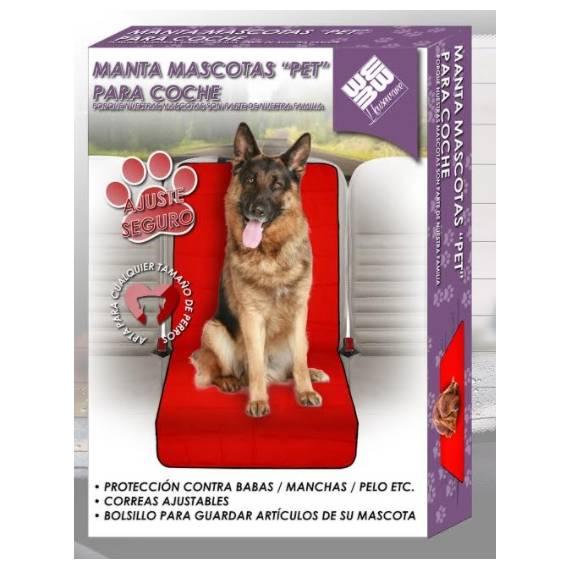 Funda Asiento Coche para Mascotas