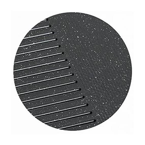 Plancha Grill 40x23cm Savormatic