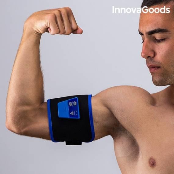 Cinturón Electroestimulador Abdominales Innovagoods