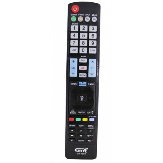 MANDO UNIVERSAL COMPATIBLE TELEVISOR LG TELETIENDA OUTLET TV