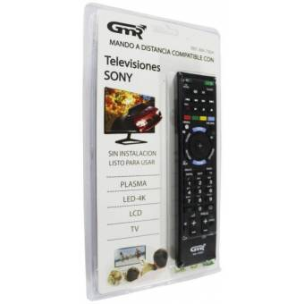 MANDO UNIVERSAL COMPATIBLE TELEVISOR SONY TELETIENDA OUTLET TV