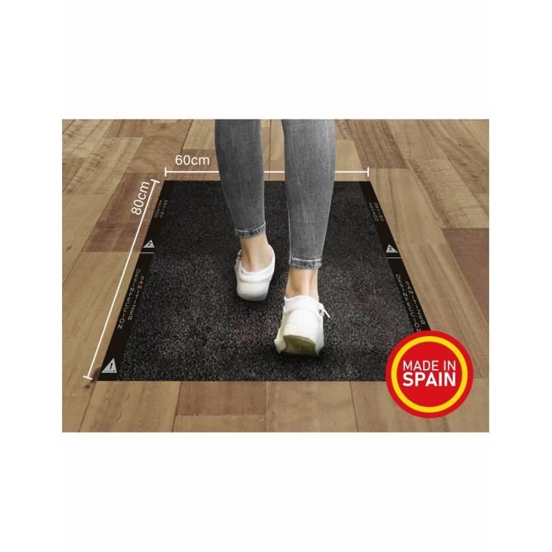 Alfombra Basic Home Desinfección Suelas Calzado 60x80
