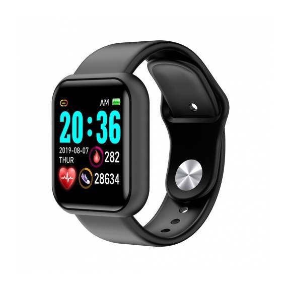 Pulsera Deportiva de Actividad Smartwatch Medición Frecuencia Cardíaca