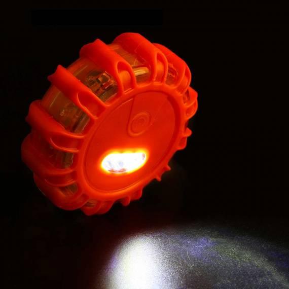 Luz de Emergencia Señalización para Coche V16 linterna Advertencia