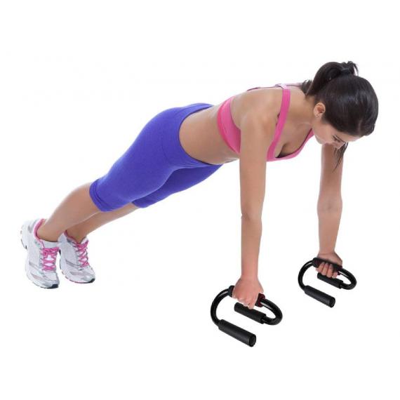 Barras de apoyo para Flexiones soporte abdominales