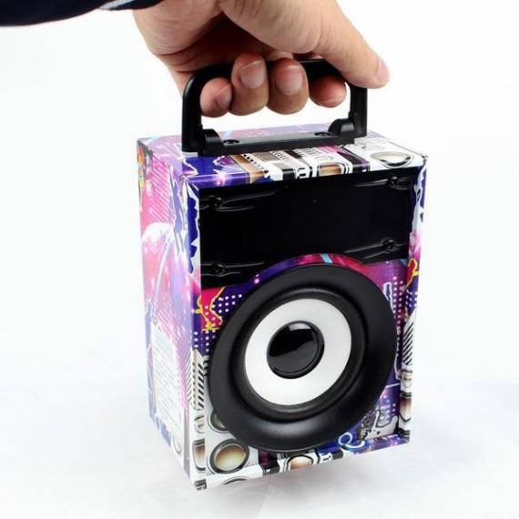 Mini Altavoz Bluetooth KTS-668A