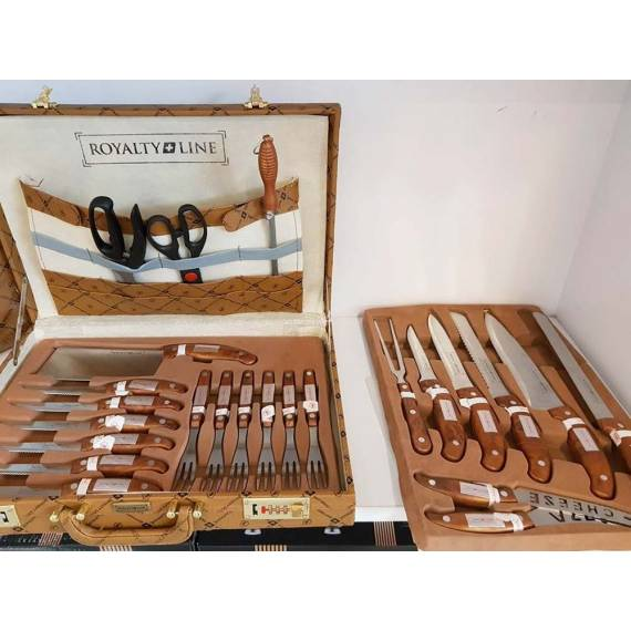 Set de Cuchillos 25 Piezas Rl-k25lb