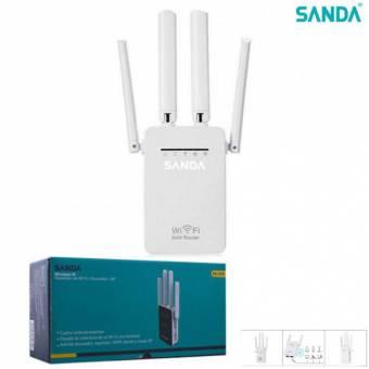Repetidor de Wi-Fi SANDA teletienda outlet anunciado tv