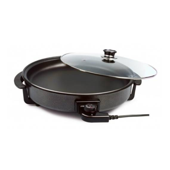 Paellera eléctrica  BN3451 30cm Pizza Pan