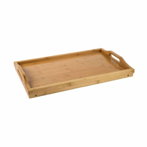 Mesa de bambú con bandeja plegable BN1073
