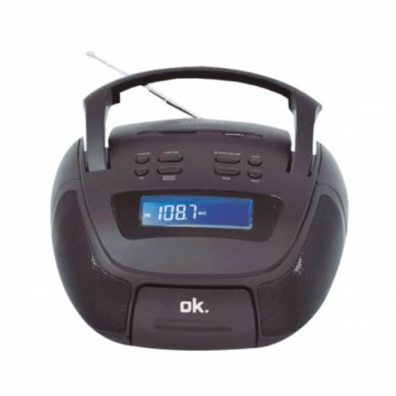 Radio Bluetooth- OK ORC 1060-B teletienda outlet anunciado tv