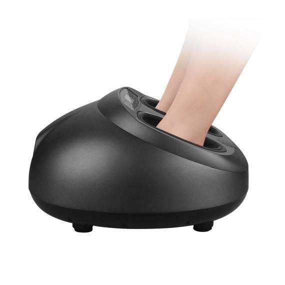 Masajeador de pies con Presoterapia y Shiatsu