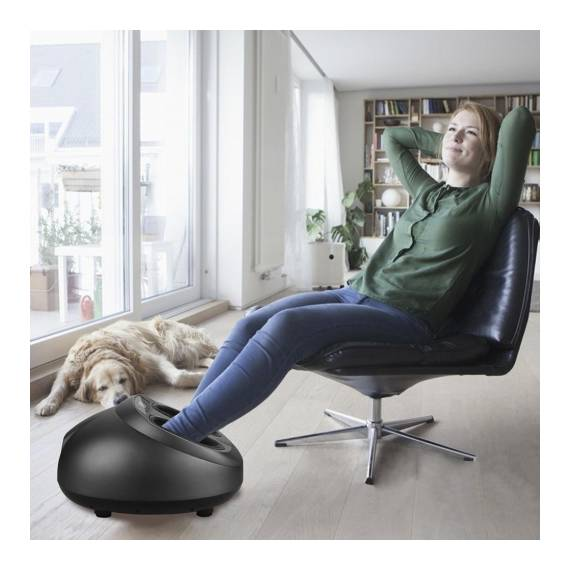 Masajeador de pies con Presoterapia y Shiatsu teletienda outlet anunciado tv
