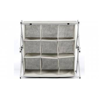 Organizador Plegable Multiusos 9 Compartimentos teletienda outlet anunciado tv