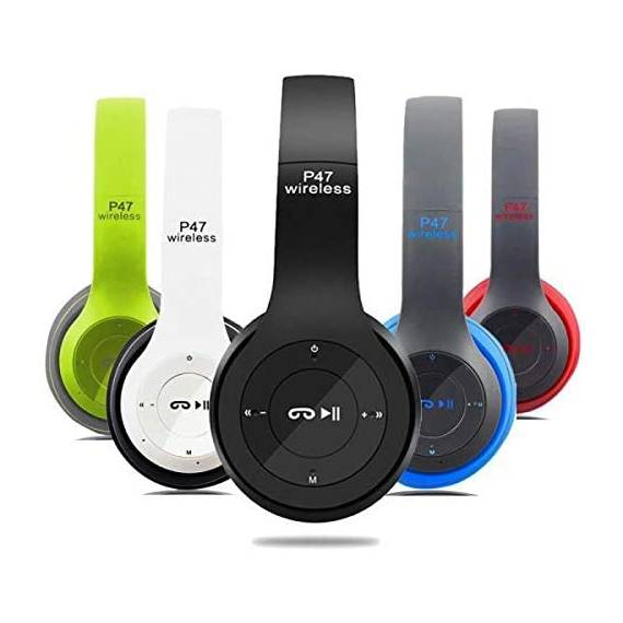 Auriculares Bluetooth P47 Sin cable Wireless