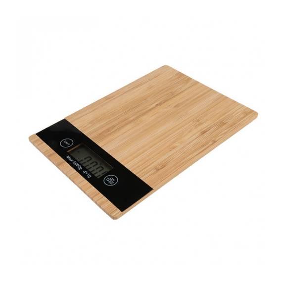 Báscula de cocina de madera SD-0227 teletienda outlet anunciado tv
