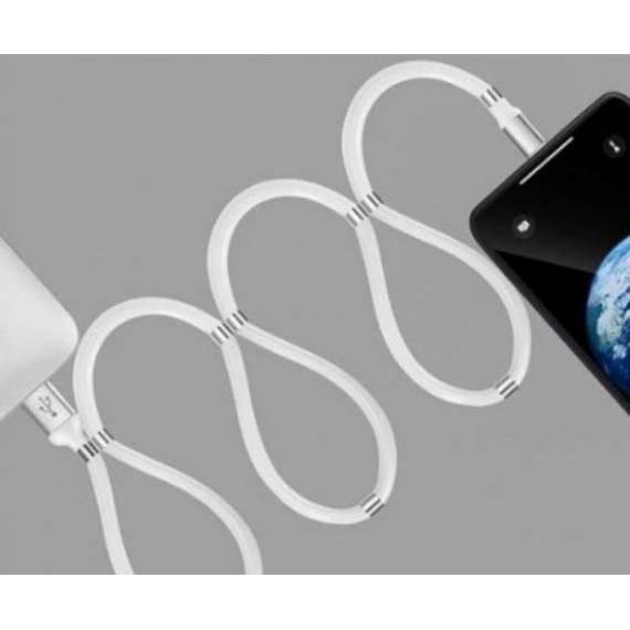 Cable Magnetico Micro Usb 2.0 teletienda outlet anunciado tv